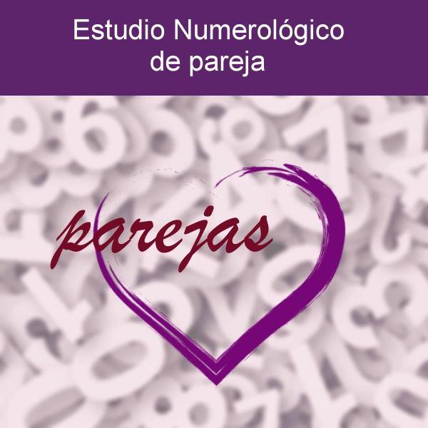 estudio numerológico de pareja