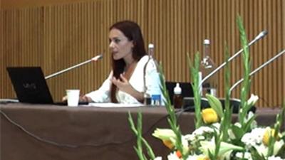 Conferencias Flores de Bach. Raquel González