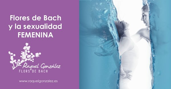 Flores de Bach y sexualidad femenina